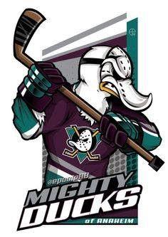 The Mighty Anaheim Ducks