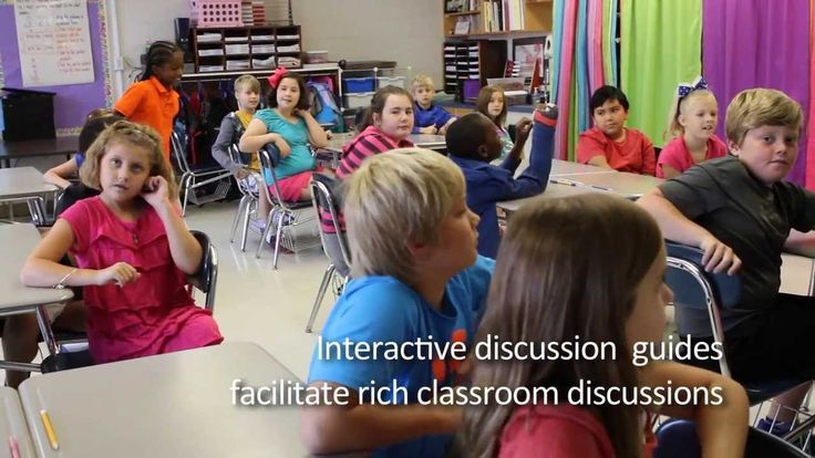 Rich Classroom Discussion - Oral language + dialogue in the classroom