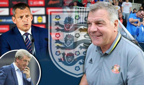 Sunderland boss Sam Allardyce set to be appointed England manager on a two-year deal