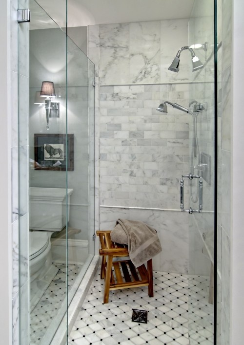 Best 25+ Carrara Marble Bathroom Ideas On Pinterest | Carrara, Marble Tile  Bathroom And Carrara Marble