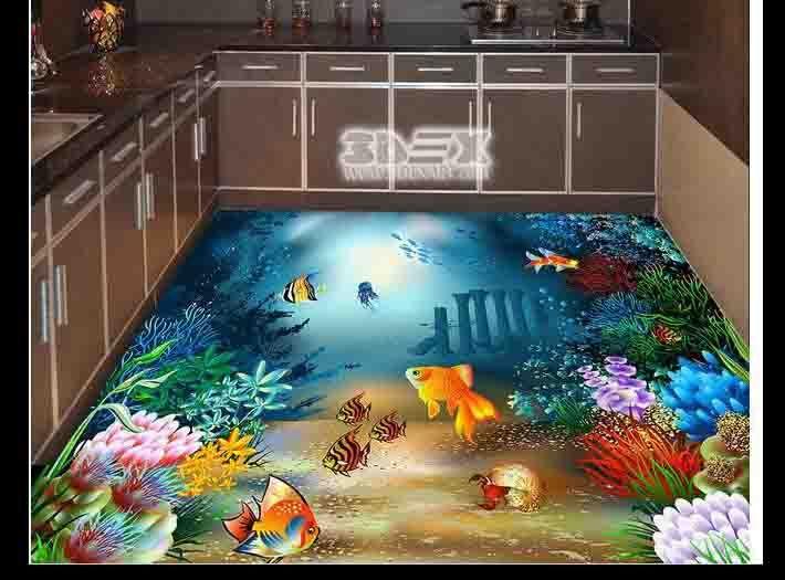 3d Epoxy Flooring Images