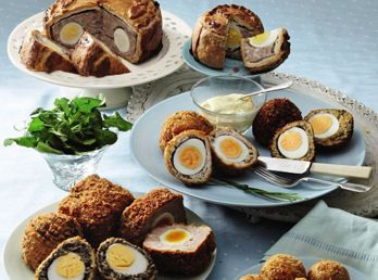 Easter Food | Simnel Cake | Easter Biscuits