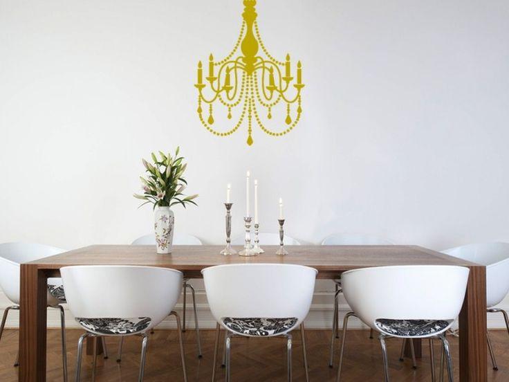 Lampadario Cristal > Collezione Oggetti #wallstickers #mycollection #room #colour #design #home #office #living #stuff
