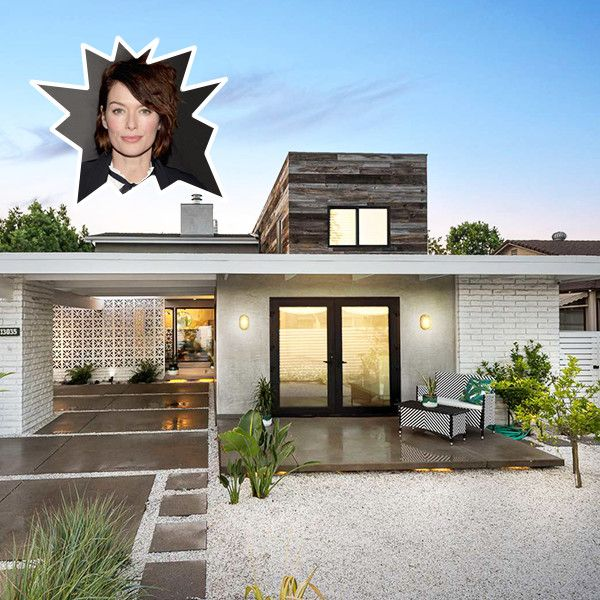 The Game Of Thrones actress is selling her modern Sherman Oaks home.