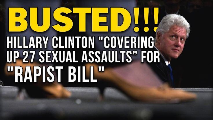 "Man says ""Bill Clinton is a Rapist"" Live on MSNBC Man says ""Bill Clinton is a Rapist"" Live on MSNBC =============================================================== =============================================================== Man says ""Bill Clinton is a Rapist"" Live on MSNBC  The forty second president of the United States Mr. Bill Clinton was born on August 19 1946. The third youngest President of the United States served the nation during the period of 1993 to 2001. These are the…"
