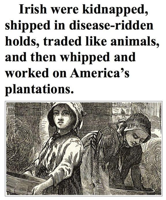 Irish Kidnapped