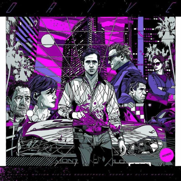 Drive Director Nicolas Winding Refn Explains How The Best Movie Posters Tell a Story All on Their Own