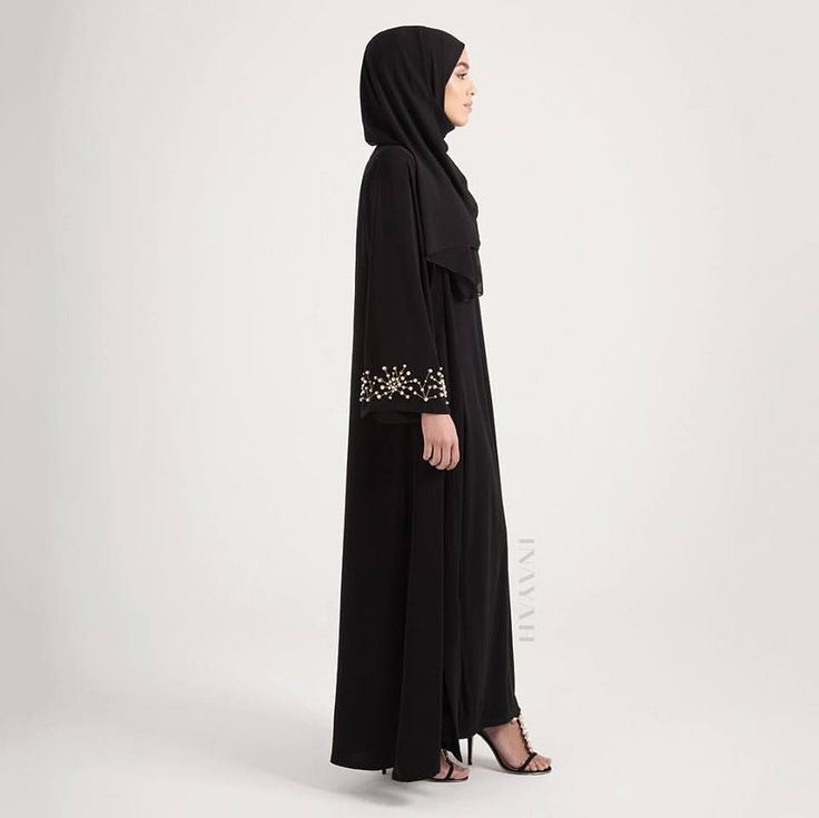 INAYAH | Leysa #Kimono + Black Long T#shirt with Slits www.inayahcollection.com