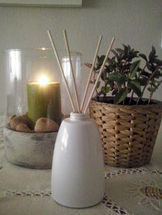 Tutoriales e ideas geniales para jacer que nuestra casa huela siempre genial.