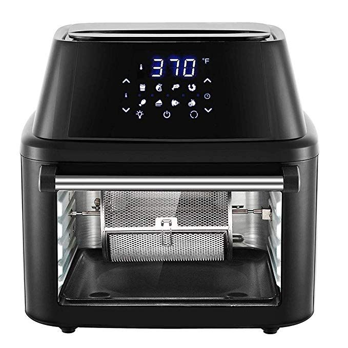 6.5 Quart Air Fryer Oven Hot Airfryer Convection Oven LCD 8-in-1 Air Fryer