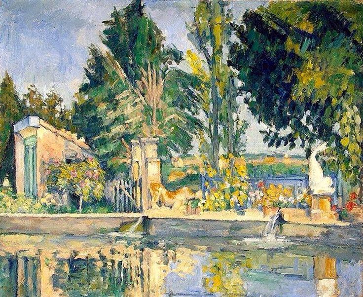 Cezanne !
