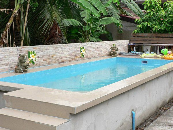 Best 25 Swimming pools backyard ideas only on Pinterest