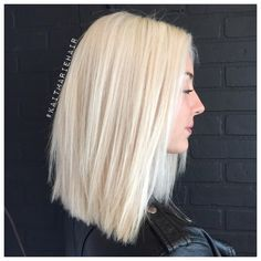 """THIS IS THE LIGHT BLONDE I NEED TO ACHIEVE BEFORE PASTELS """"My Snow White kookle. Bleach and tone and cut #kaitmariehair"""""""
