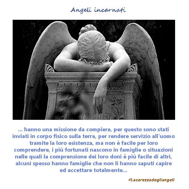 Finalmente gli amici immaginari si presentano, le forme degli angeli assumono…