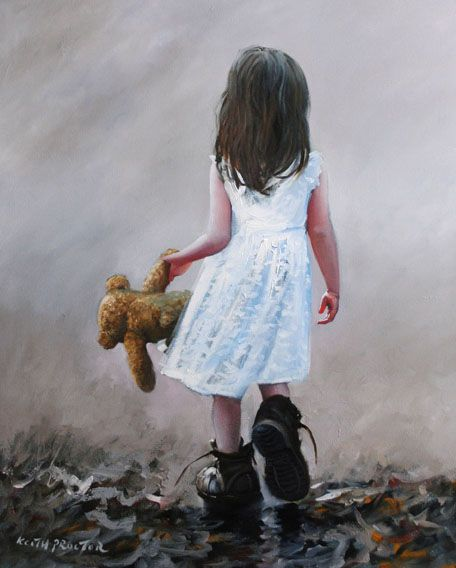 Keith Proctor Original Oil Painting