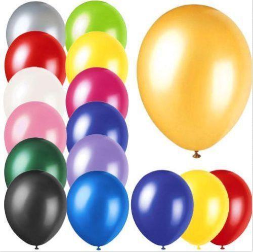 100x Wholesale Balloon Lot Helium Balloons Party Wedding Birthday Latex Balloons