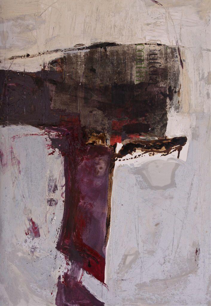 Bufera - 2014 - olio su tela - cm 100 x 70