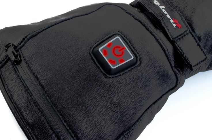 Heated leather gloves - Glovii