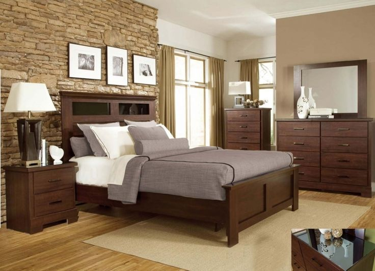 Cherry Wood Bedroom Set Part - 50: Dark Cherry Wood Bedroom Furniture - Best Home Furniture Check More At  Http://