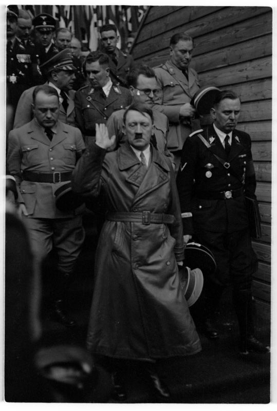 the rise of hitler essay View essay - hitler's rise to power (essay) from amh 2020 at university of florida hitlers rise to power as hitler grew older, he became exceedingly race conscious.