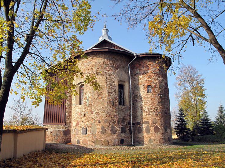 Церковь Бориса и Глеба в Гродно.