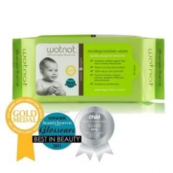 Wotnot - Biodegradable Wipes 80 pack