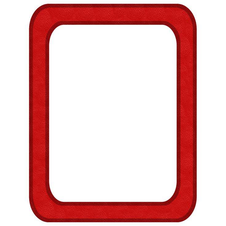 Red Frames Png Kit 26 Red Frame 1200 1200