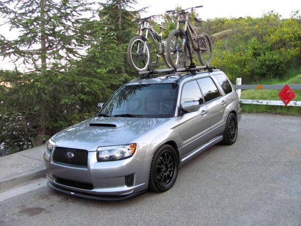 Subaru Forester XT // Ultimate MTB Shuttle