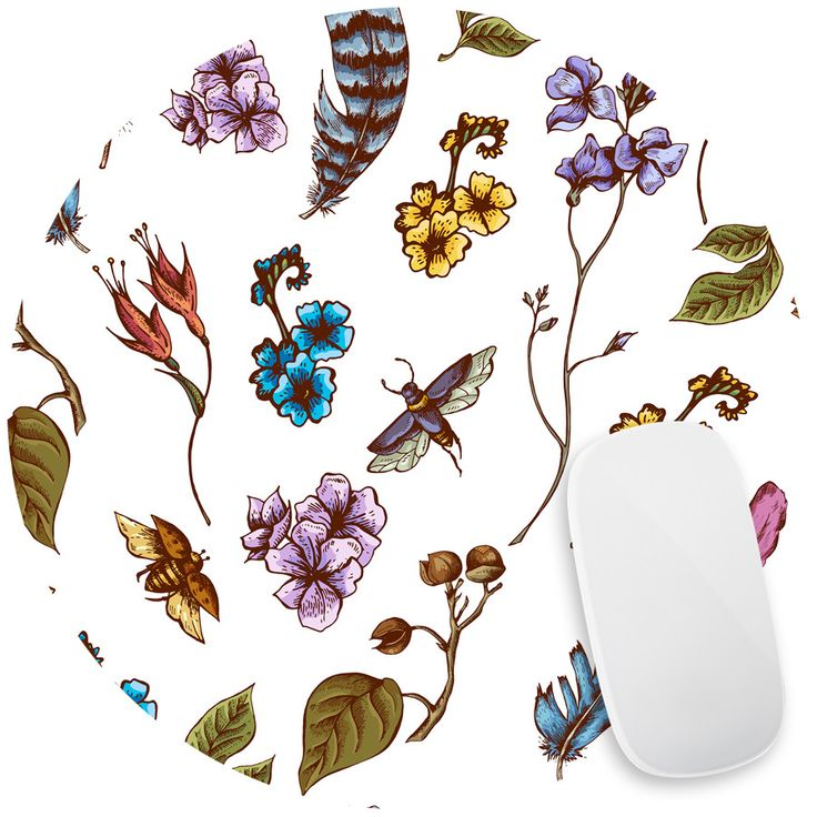 Ruth Mouse Pad Decal