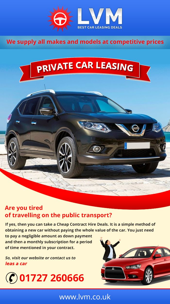 Taking a private car leasing can be very beneficial for you as you can enjoy the benefits of a new car by paying only a monthly subscription