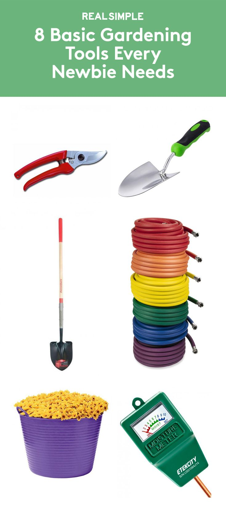 Gardening tools basic gardening tools of the beginner for Gardening tools beginners