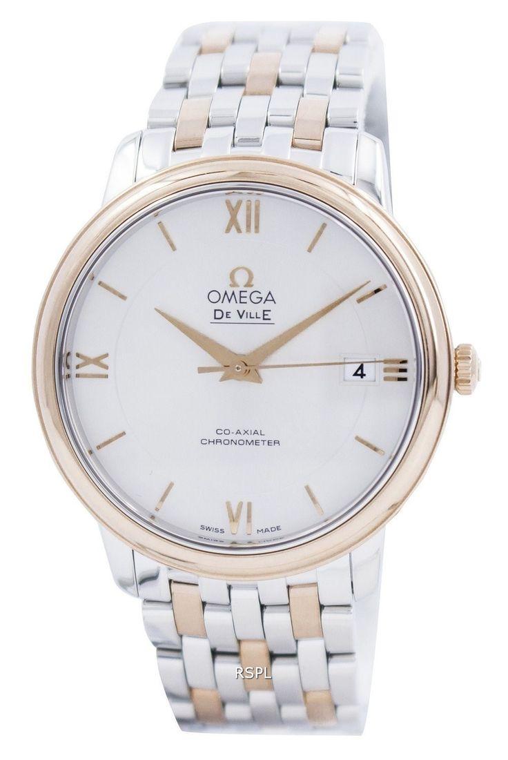 Omega De Ville Prestige Co-Axial Chronometer 424.20.37.20.02.002 montre homme