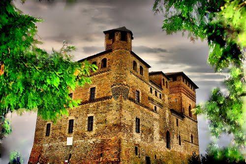 Castello di Grinzane Cavour -  Cuneo