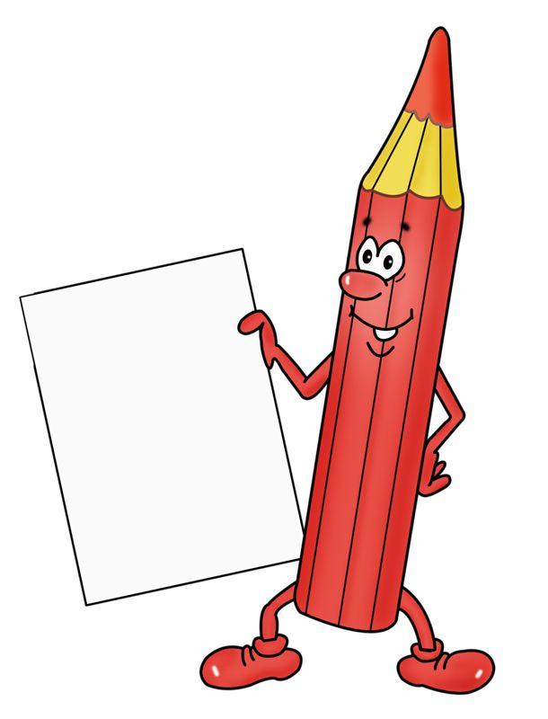 Картинки веселый карандаш для детей на прозрачном фоне, новый год