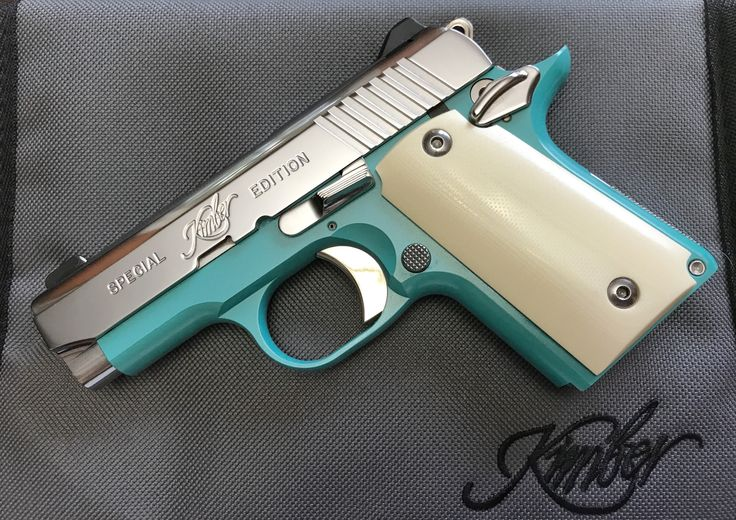 Kimber Special Edition Bel Air 9mm