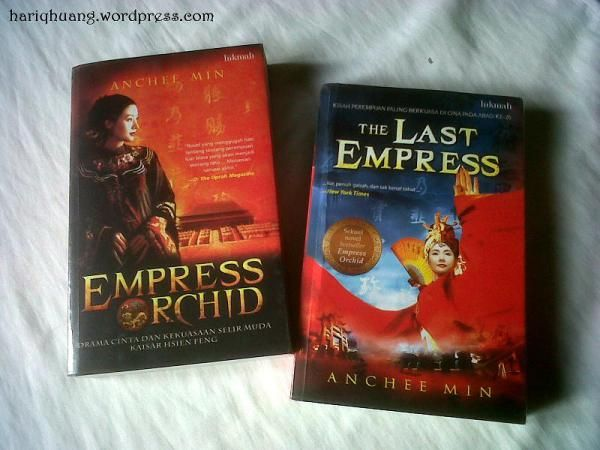 Empress orchid & The Last Empress