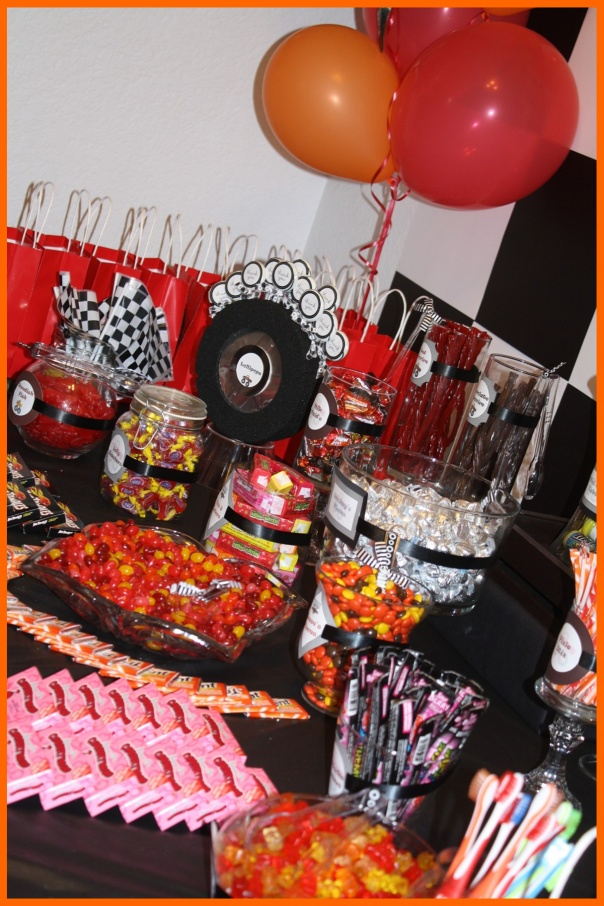 An Eventful Party Monster Truck 5th Birthday Trucks