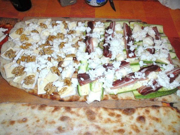 Delicius pizza .... very big!! www.zio-ciro.com