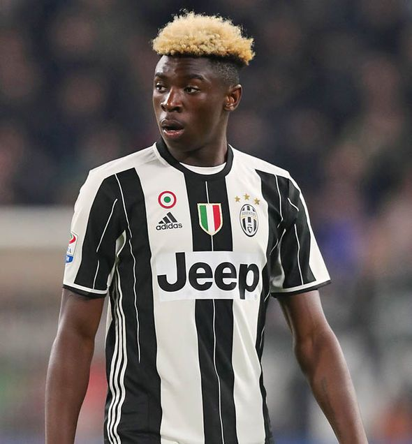 Moise Kean Juventus Soccer Players Haircuts Soccer Players Football Hairstyles