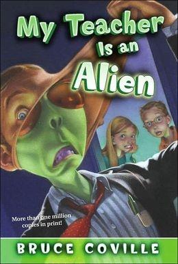 My Teacher Is an Alien by Bruce Coville. 1993 Winner
