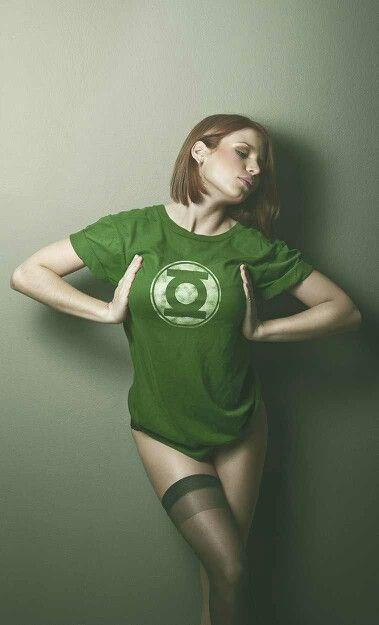 Heroines by Ian Reyes: Green Lantern   Ian Reyes ...