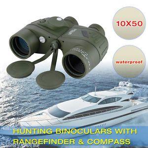 10x50-Etanche-Marine-Chasse-Jumelles-Exterieure-Integree-Telemetre-Compass-Neuf