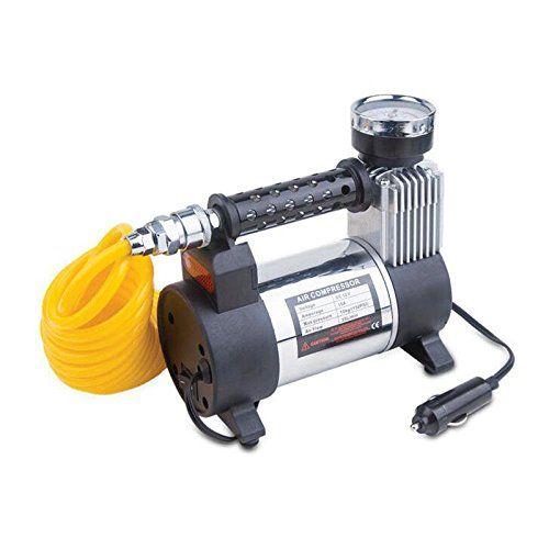 Portable Electric Air Compressor Tire Inflator Pump 12V 150PSI for Car Auto #Portable #Electric #Compressor #Tire #Inflator #Pump #Auto