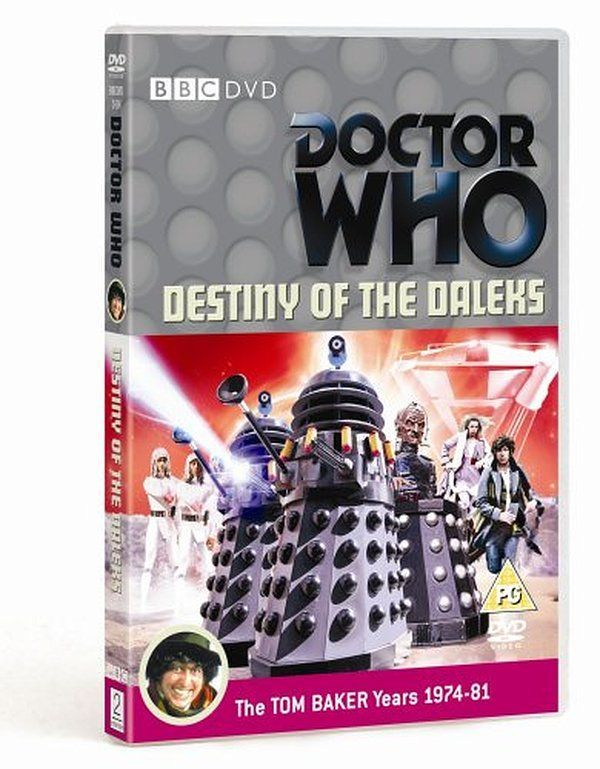 Doctor Who: Destiny of the Daleks: The Doctor (Tom Baker) and the newly-regenerated Romana land on a… #UKOnlineShopping #UKShopping