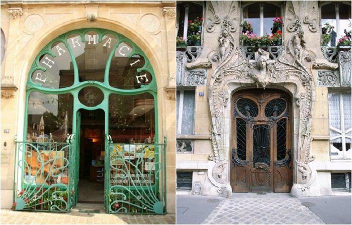 Фотография: Лёгкое очарование европейской архитектуры : элегантные входные двери в стиле ар-нуво http://kleinburd.ru/news/fotografiya-lyogkoe-ocharovanie-evropejskoj-arxitektury-elegantnye-vxodnye-dveri-v-stile-ar-nuvo/