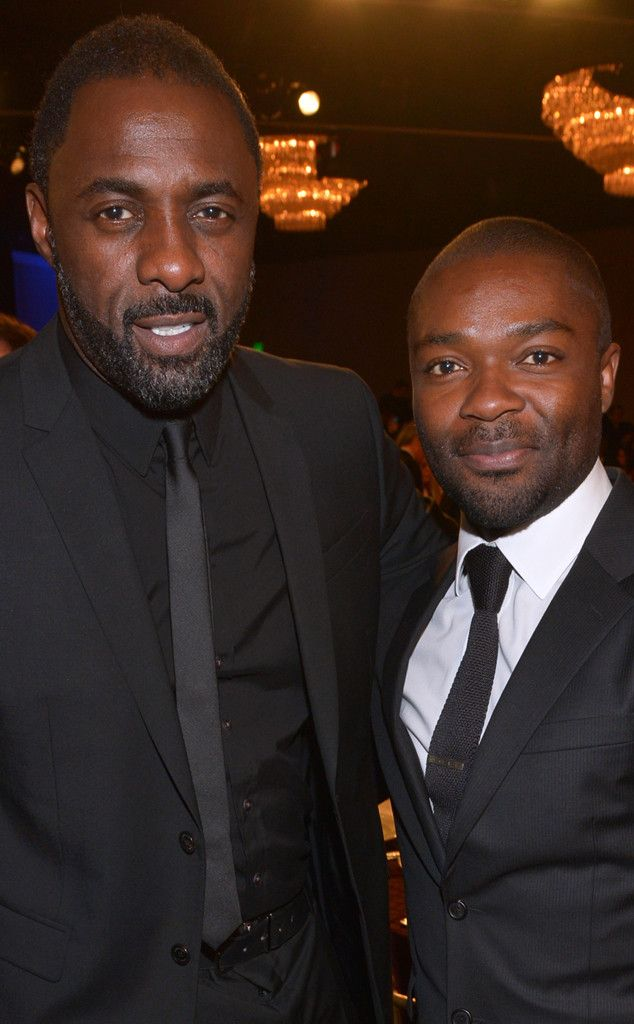 Queen Elizabeth Honors Idris Elba and David Oyelowo With Order of the British Empire Titles Idris Elba, David Oyelowo