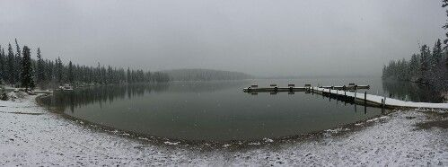 Patricia Lake, Jasper, Alberta