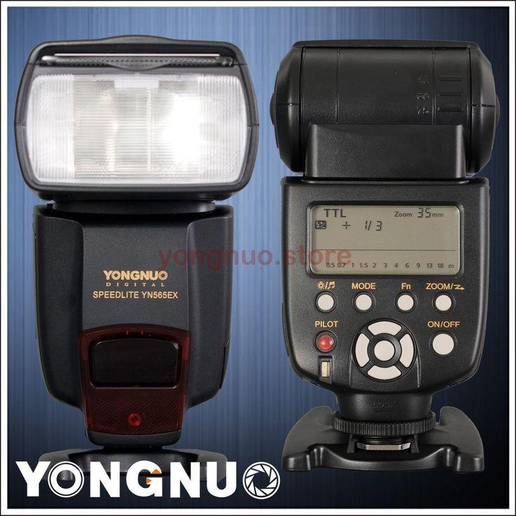 Yongnuo YN-565EX N TTL Flash Speedlite for Nikon #YongNuo || x3