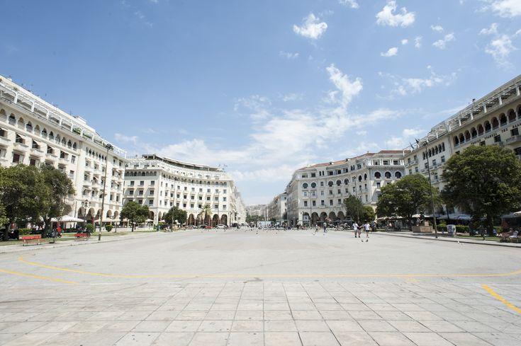 Thessaloniki. Photo by Theodore Marković.