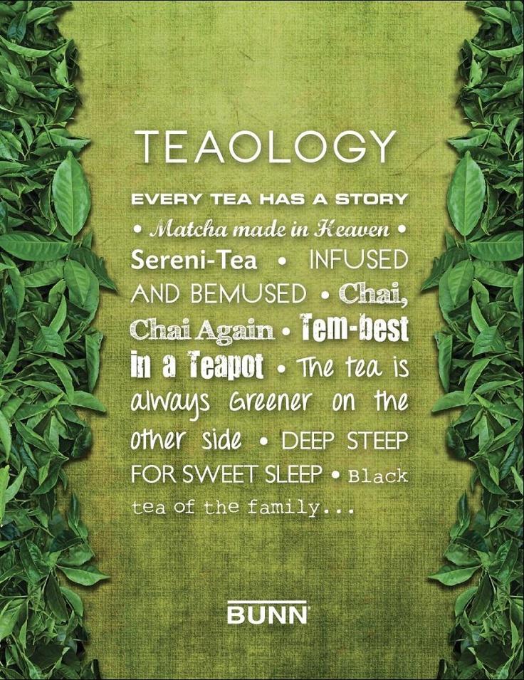 BUNN Teaology
